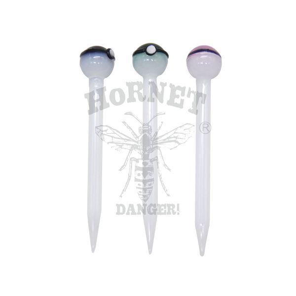 Pyrex Glass Accessories Black/&White Smoking Ball Bongs Carb Cap Tools