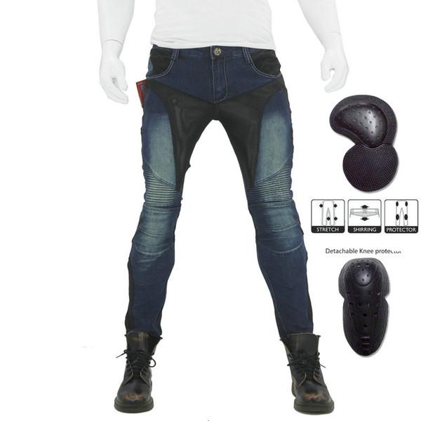 per il 2019 jeans KOMINE PK719 jeans da moto in sella alla strada fuoristrada pantaloni outdoor pantaloni da moto pantaloni
