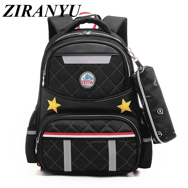 Children School bags high quality Backpack Boys Girls Casual schoolbags kids Children travel backpack Reflective strip Rucksack