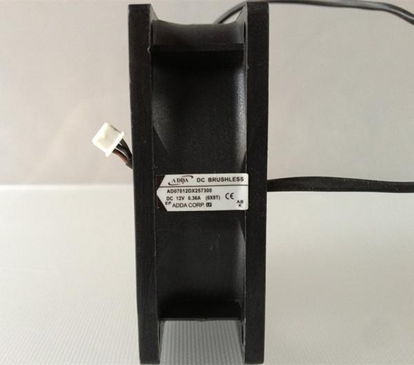 Wholesale New Original ADDA AD07012DX257300 12 V 0.35A para Acer EV-S21T D200 projetor ventilador de refrigeração