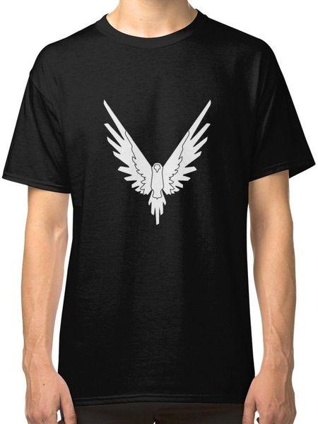 Maverick Logan Paul Men's Black TShirt Tees Clothing