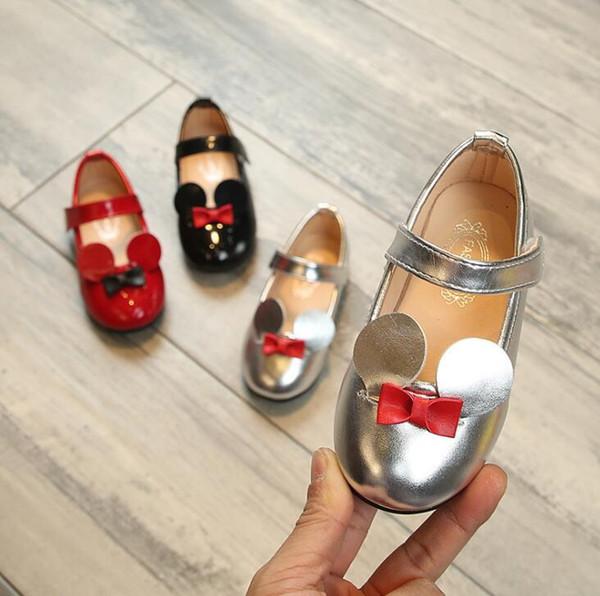 Crianças Esporte Sapatos Calçados Esportivos Para Crianças Bebê Meninos E Meninas Sneakers Nova Moda Sapato Casuais Do Bebê Da Criança Sapato 3 cores size21-35 lw42303