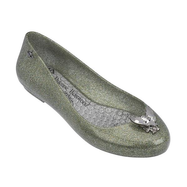 Sıcak Satış-Melissa Uzay Aşk 2019 Kadın Düz Sandalet Marka Kadınlar Için Melissa Ayakkabı Jöle Sandalet Kadın Jöle ayakkabı