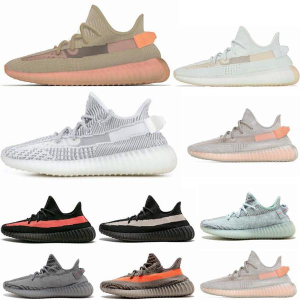 Дизайнерские мужские кроссовки Kanye West Black с кроссовками Beluga Мужская спортивная об