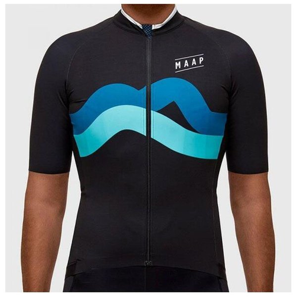 Cycling Jerseys 2019 MAAP team Short Sleeves Summer Cycling Shirts Cycling Clothes Bike Wear Comfortable Breathable Hot New Jerseys 60518
