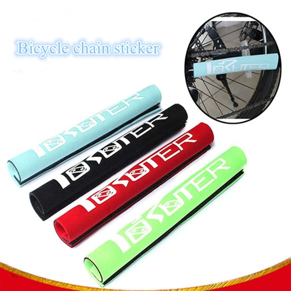 MTB Road Frame Chain Protector  Pad Wrap Cover  Bike Front Fork Protection
