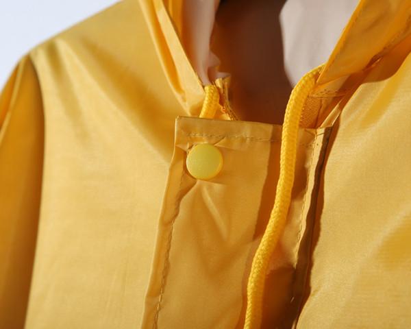 2019 Newest TOP hip hop kanye west fashion Vetements DHL Letter One Size windbreaker waterproof raincoat jacket men women Coat