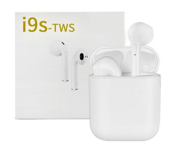 Новый Bluetooth 5.0 беспроводной i9s tws наушники сенсорное управление двойной мини наушники микрофон для Samsung Android Xiaomi iPhone X
