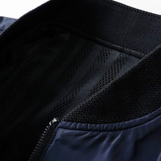 Marca dos homens do desenhista cores puras Outono Primavera Inverno manga comprida Casacos Zipper fomal Mature Bussiness Casacos Casacos Top Quality B100236V