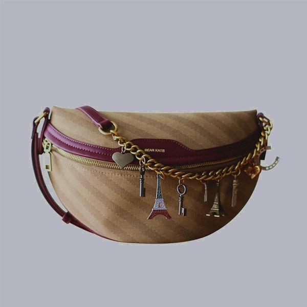 2019 Bolsas De Grife De Luxo Do Vintage Das Mulheres Da Lona Sacos De Ombro De Alta Qualidade Sacos De Corpo Cruz Casuais 5569542854189