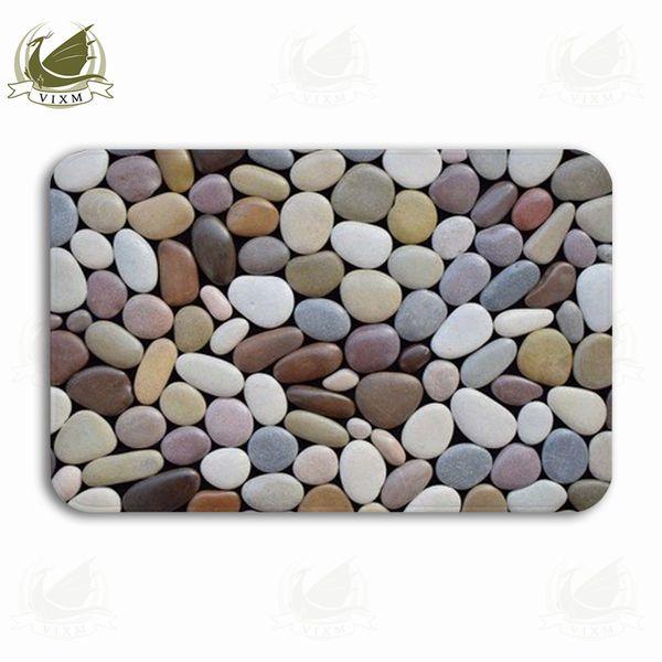 Acheter Vixm Colore Paves Mosaique Fond Creatif Bienvenue Tapis De