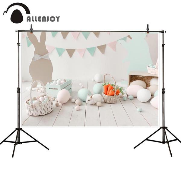 Allenjoy photography backdrop easter egg set background photophone photocall photo studio shoot prop photobooth