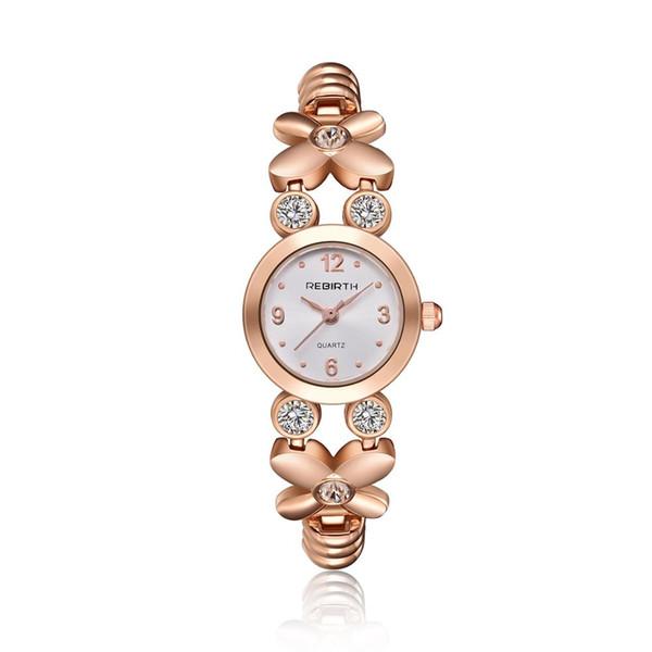 Reloj de oro rosa