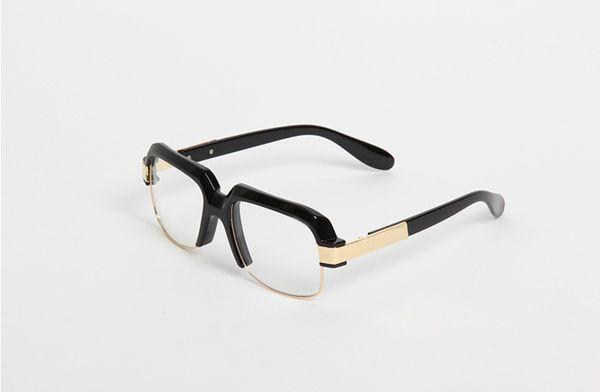 2019 NEW 670 High quality brand designer fashion men's fashion sunglasses female models retro style UV380 Sun Glasses Unisex