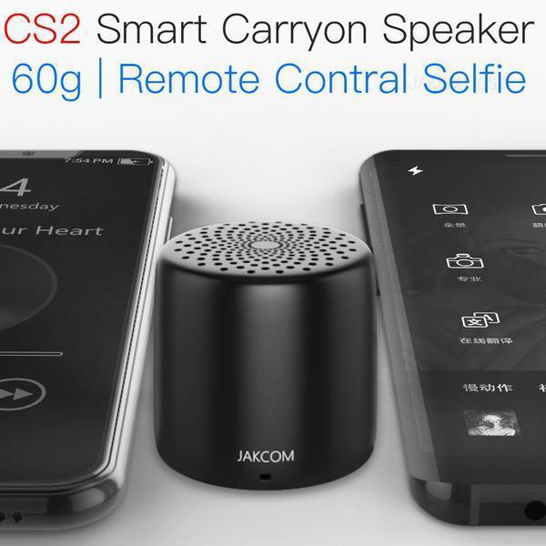 JAKCOM CS2 inteligente Carryon Speaker Venda Hot in orador acessórios como idéias para mini-empresa i7 tws fone de ouvido do telefone móvel
