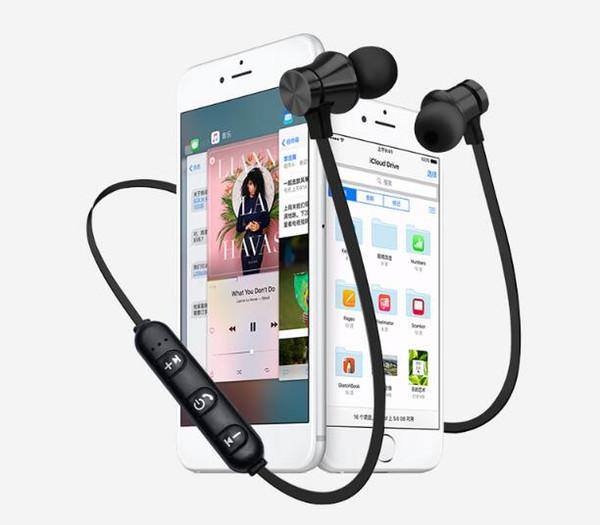 XT11 Ímã Sem Fio Fones De Ouvido Fones De Ouvido Bluetooth BT4.2 com Microfone Fones de Ouvido de Baixo para o iPhone Samsung LG Smartphones com Caixa De Varejo