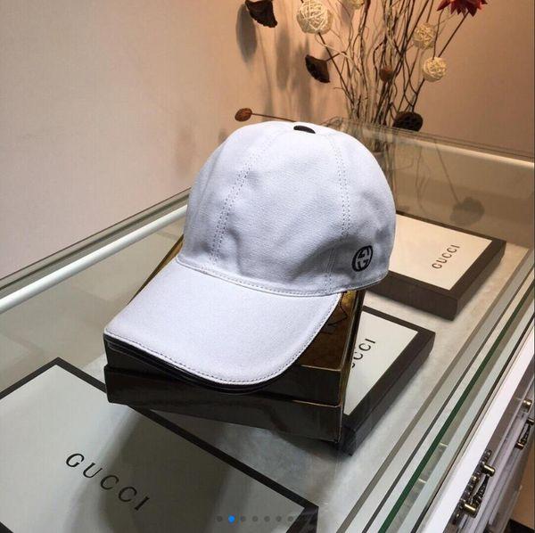 İyi Tasarım Yeni marka erkek tasarımcı şapkalar beyzbol lüks erkek kadın moda şapka yaz kamyon şoförü casquette nedensel topu kap kapakları snapback