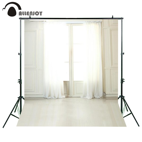 ackground for studio Allenjoy backgrounds for photography studio Interior window curtain wedding backdrops professional photography displ...