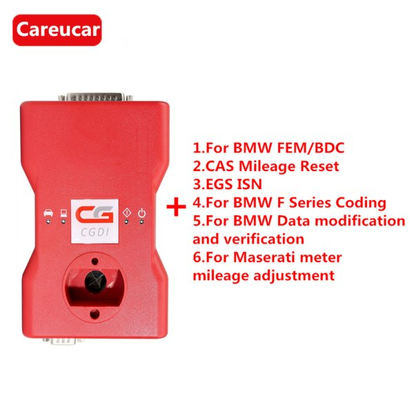 CGDI Prog For BMW MSV80 Auto key programmer+Diagnosis tool+IMMO Security 3 in 1 MSV80 For BMW CGDI Prog Add Six Authorizations