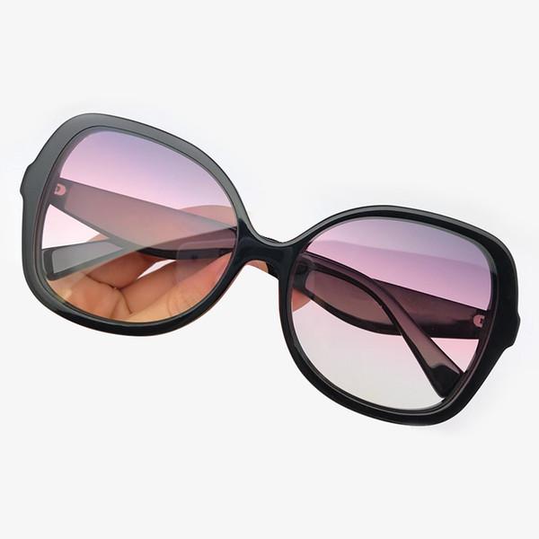 1a67e54174 Gafas de sol con montura de acetato para mujer Diseñador de la marca de alta  calidad