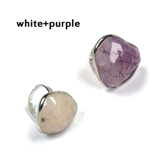 roxo branco
