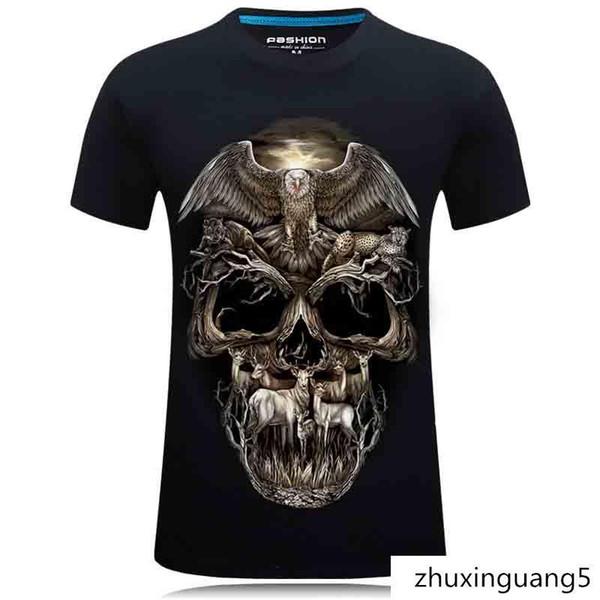 Yeni 19ss Erkek Kadın Üstleri Ayı Kafa Mektup Baskı Nakış T-shirt Pamuk Kısa Kollu Tişört Kadın Erkek Tops