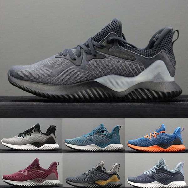 2019 New Brand Hot Sale Alphabounce EM 330 Casual Shoes Alpha Running Shoes Bounce Hpc Ams 3M Sports Trainer Sneakers Man Shoes Size 40 45 From