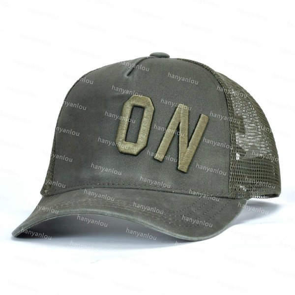 D34 Army Green