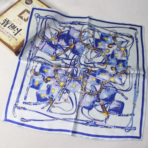 Belt bag light blue