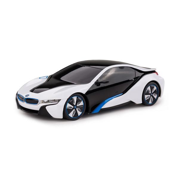 Licence 1: 24 Voitures radiocommandées 4ch Rc Cars Machines sur les jouets télécommandés pour garçons filles sans boîte originale 48409