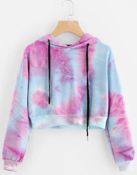 tie dye hoodies
