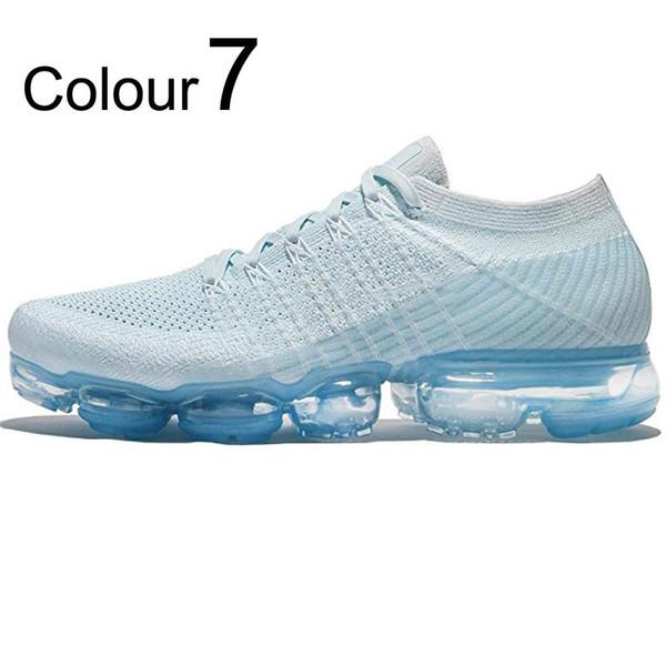Großhandel Nike Air VaporMax Flyknit 2.0 W 2019 Heißer Verkauf V Mens Laufschuhe Barfuß Weiche Turnschuhe Frauen Atmungsaktiv Athletic Sport Schuh