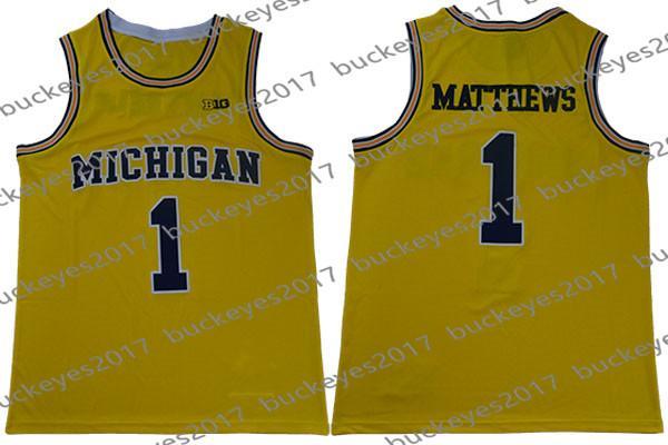 1 Charles Matthews Yellow