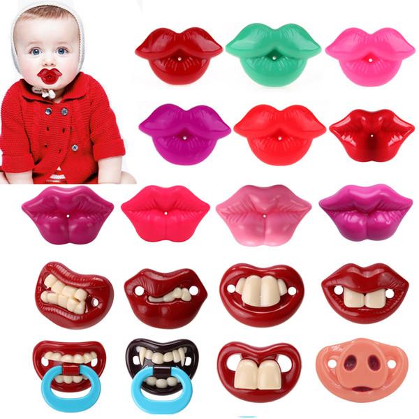 Food Grade силиконовых пустышки Соска Прорезыватель малыши соска Новорожденная Пустышка Соска для ребенка Pacifier подарков