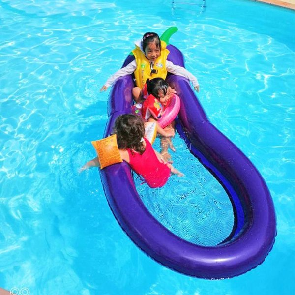 Water Floating Toys Giant Swimming Float Inflatable Pool Floats Raft Swimming Ring Kids Swimming Props