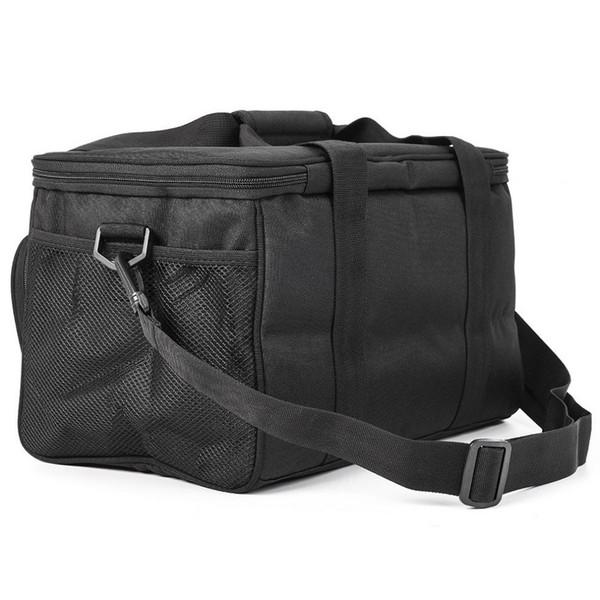 Waterproof Outdoor Fishing Bag Oxford Cloth Waist Shoulder Messenger Fishing Tackle Reel Lure Camera Storage Bag #159247