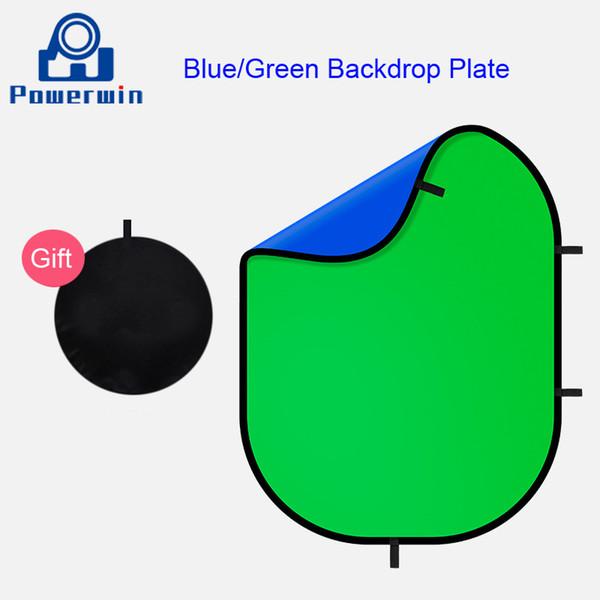 Синий Зеленый