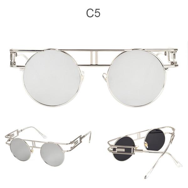 C5 miroir d'argent