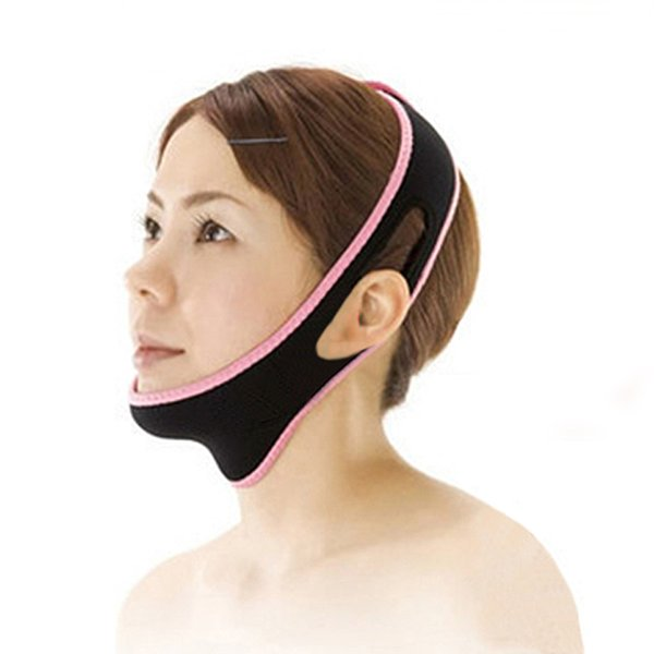 1Pcs 3D Face-lift Device Faciacl Beauty&health tool Thin-Face Massager Bandages V-Face Correction Face Shaper Face Slimmer Mask