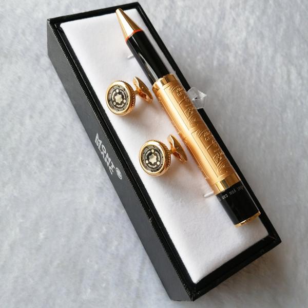 17 Kalem + Kol Düğmeleri + Kutu