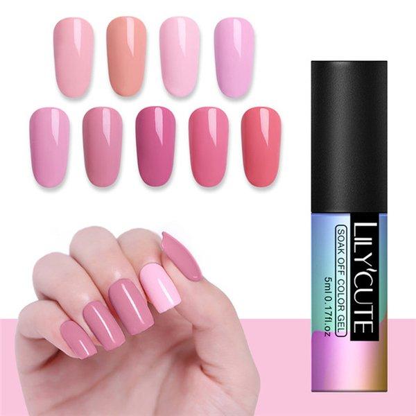 Pink 9Pcs