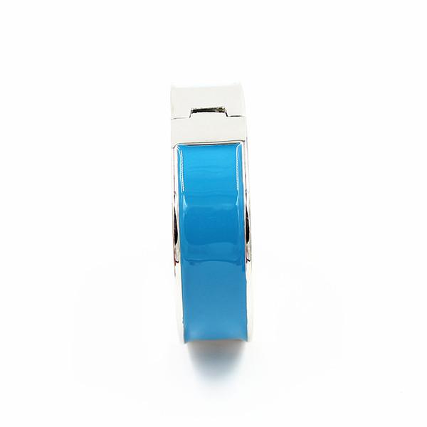 2019 18mm di lusso in lega di zinco polsino bracciali ciondoli braccialetto dello smalto del braccialetto oro h design classico originale bracciali LP001 spedizione gratuita