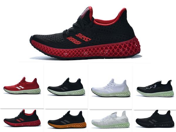 Новый AlphaEdge 4D 4D Print Sneakersnstuff Консорциум Futurecraft Runner Inv Мужские кроссовки Спортивные кроссовки Уличные кроссовки для бега 38-47