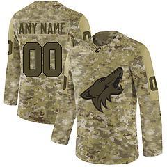 54335040c 2019 Cheap Hockey Jerseys Arizona Coyotes Antti Raanta Custom USA Ice Jersey  Blank Store personalized customized