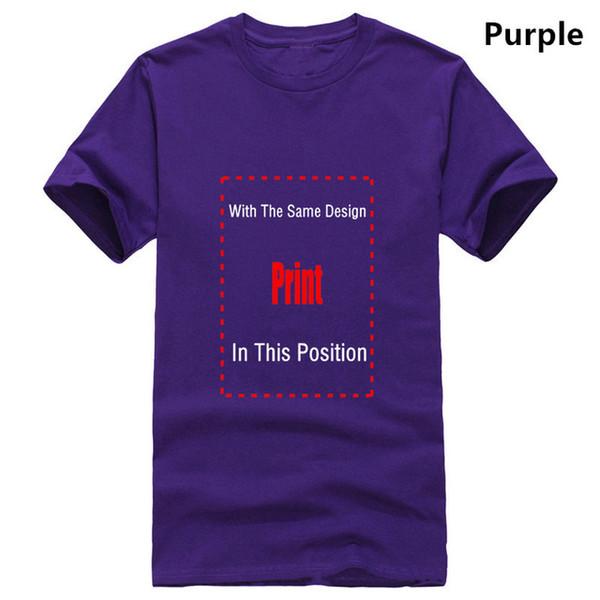 Мужчины-фиолетовый
