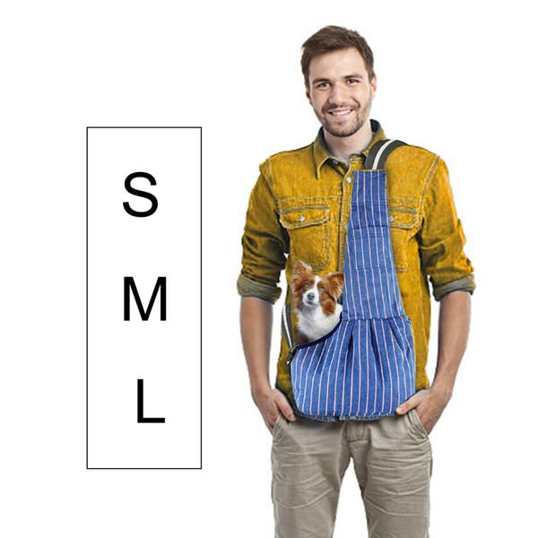 0.25-5 kg Köpek Çanta Yumuşak Pet Köpek Taşıyıcı Sling Çanta Pet Omuz Çantası Eller Serbest Seyahat Çantaları Taşıyıcı Aksesuarları