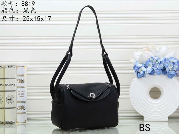 2019 Design Handbag Ladies Brand Totes Clutch Bag High Qukm4kality Classic Shoulder Bags Fashion Leather Hand Bags D000661