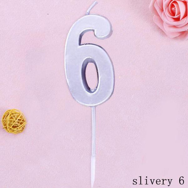 slivery 6