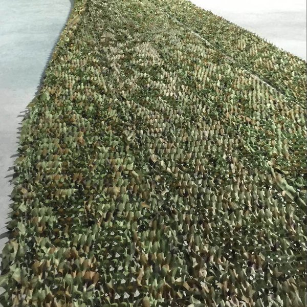 2018 army hunting camping military camouflage net outdoor tactical camo netting car covers tent blinds conceal drop thumbnail