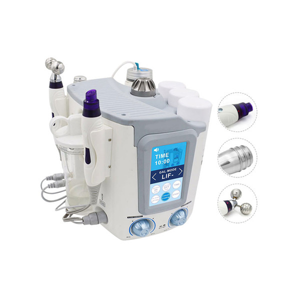 2 in 1 Skin Peeling Water Dermabrasion Hydra Facial Machine H2 O2 Bolla d'acqua Deep Cleaning Professional per l'uso nel salone di bellezza